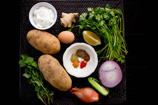 latke ingredients