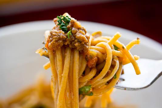 Perfect Morsel: Spaghetti Bolognese