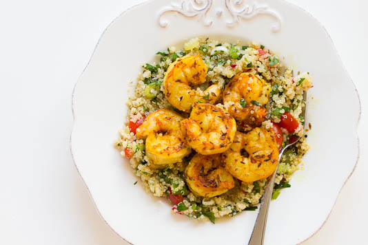 quinoa butter shrimp and quinoa toasted quinoa sesame shrimp shrimp ...