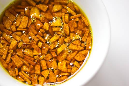 Garlic Turmeric Oil
