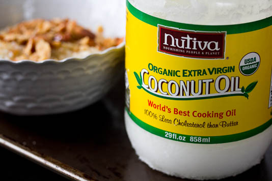 Nutiva Anic Extra Virgin Coconut Oil