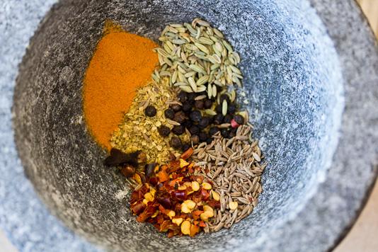 Laksa Spices