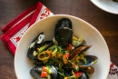Mussels & Cayenne Peppers: MasterChef at the Farmers' Market