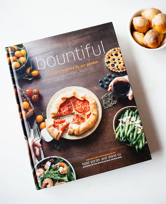 Bountiful Cookbook Giveaway