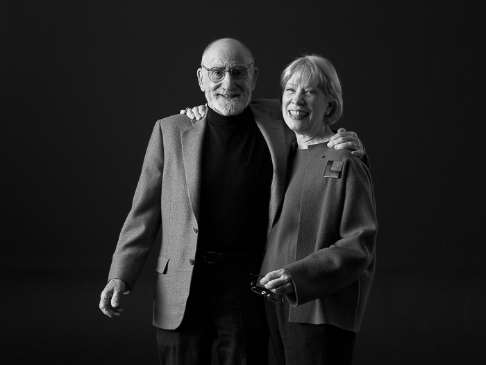 Sam and Betsey Farber, OXO founders