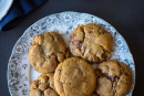 Nutella Brown Butter Chocolate Chip Cookies: Hannah & Her Sister