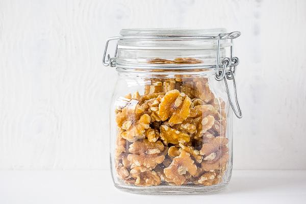 Hermetic Jar Walnuts
